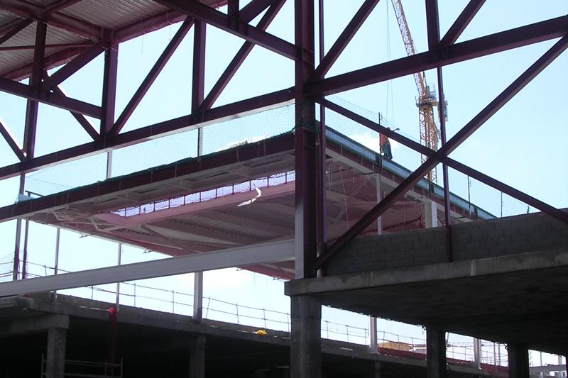 A6 Ingeniería - Edificación industria