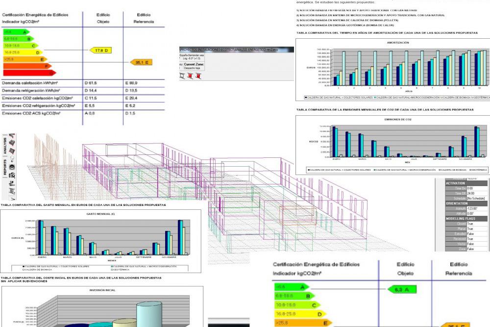 A6 Ingeniería - Auditoría Energética